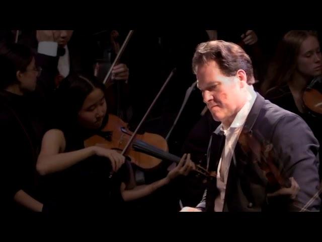 10 DHS Symphony Orchestra Violin Concerto in D Major, Op  35 Tchaikovsky