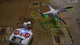 видео Что такое квадрокоптер и где его можно использовать