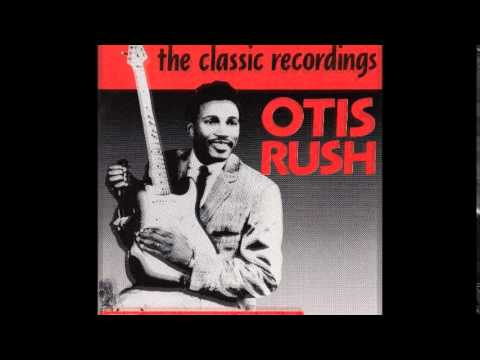 Otis Rush ~ ''Devil Call Me Back Home''&''Cut You Loose''(Modern Electric Chicago Blues)