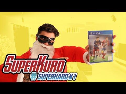 QUI EST SUPERKURO ? - #SuperKADO1