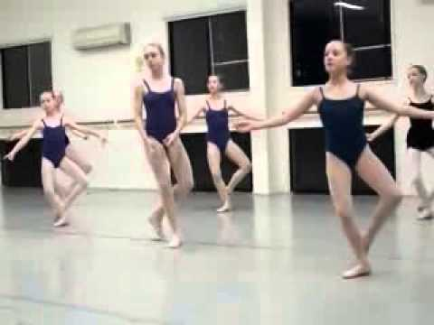 RAD Grade 5 Ballet Class