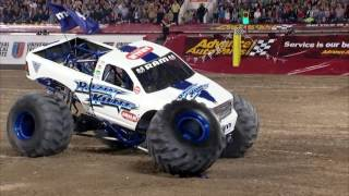 Monster Jam in Citrus Bowl - Orlando, FL 2012 - Full Show - Episode 7