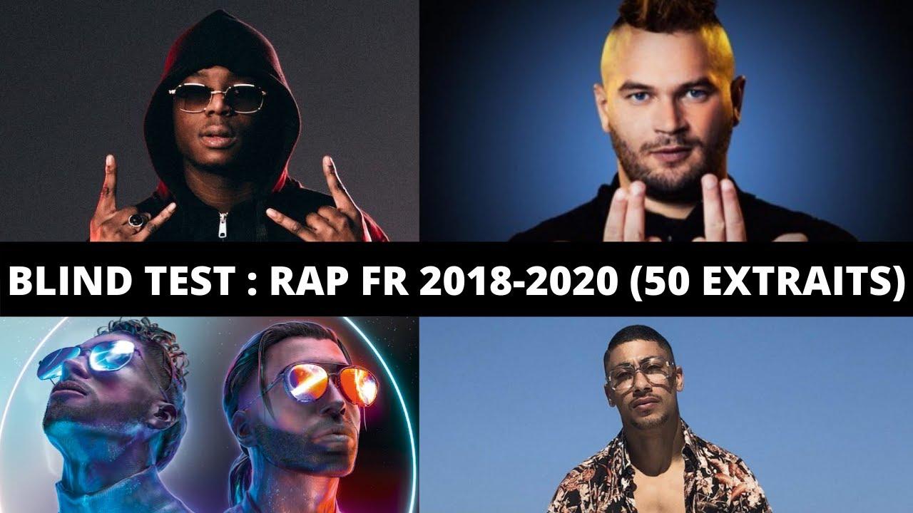 Download BLIND TEST - RAP FRANÇAIS 2018-2020 (50 EXTRAITS)