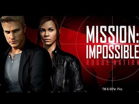 Mission Impossible Rogue Nation - Android Gameplay HD poster