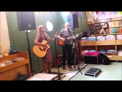 The Vaselines Son of a Gun Live Instore Show Glasgow Monorail 28th September 2014