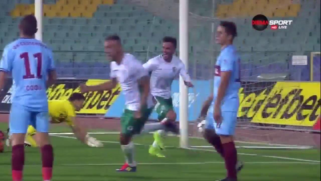Septemvri Simitli 0-1 Beroe Stara Zagora