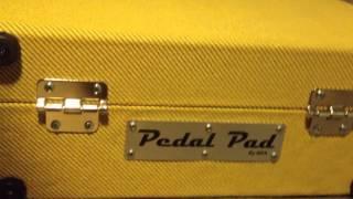 Pedal Pad Box Opening