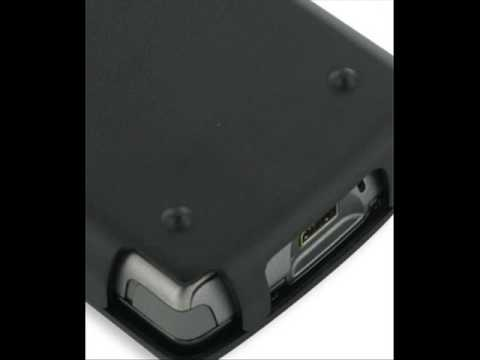 PDair Aluminum Metal Case for T-Mobile MDA Compact IV (Black)