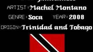 Machel Montano - Jamishness - Trinidad Soca Music