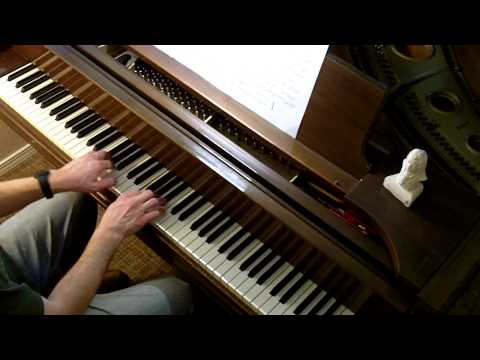 Little Dorrit - Theme Song Medley - Piano Music