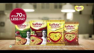 Saffola Masala Oats Tasty Way To Stay Fit