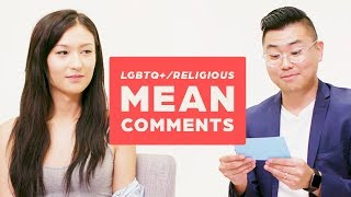 LGBTQ+ and Religious Leaders Read Mean Comments To Each Other