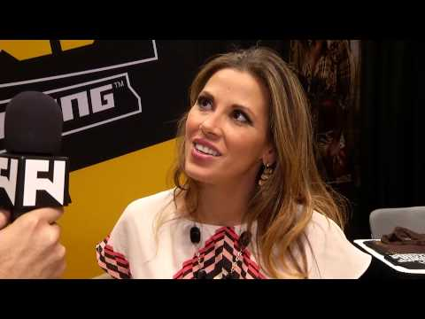 LAW - Mickie James on TNA Departure, New Character, Trish Stratus