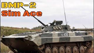 BMP-2 AceSim SquadWarThunder Gameplay