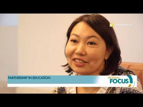 Kazakhstan and Singapore are developing a partnership in education