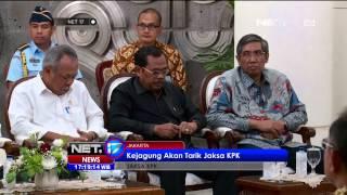Polri Limpahkan Berkas Abob dan Niwen Ke Pengadilan Pekanbaru - NET17