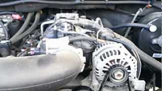 Repeat youtube video P0449 P0446 08-13 Silverado Purge Solenoid replace