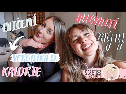 Veronika D. - mýty ve fitness, hubnutí a tipy na lepší jídeníček! | The Coffee-chic Podcast from YouTube · Duration:  54 minutes