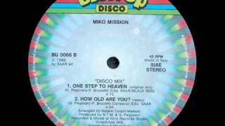 Miko Mission - How Old Are You (Remix