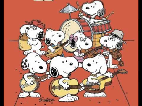 Image result for snoopy music