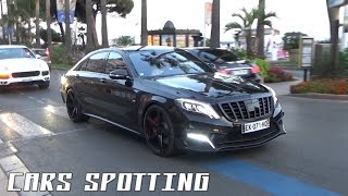 Cars Spotting in Cannes ! Bugatti / Ferrari / Lamborghini ...