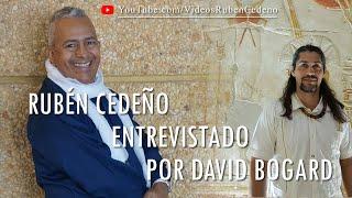 RUBÉN CEDEÑO ENTREVISTADO POR DAVID BODGARD