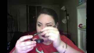 Como retoco mi maquillaje del dia para salir por la noche (rollito semi-gotico) Thumbnail