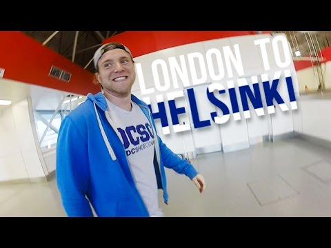 London To Helsinki! | Dave Cad