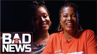 Angel Tanksley vs. Tacarra Williams | Bad News | All Def