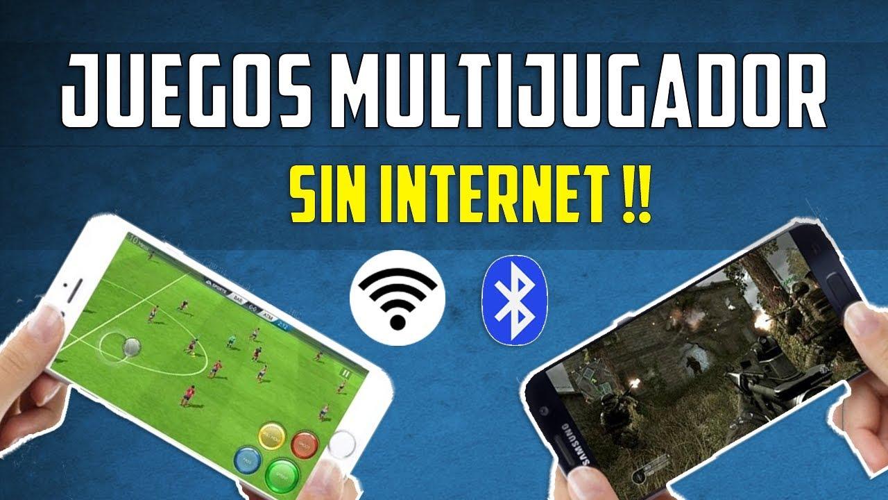 Top 10 Mejores Juegos Android Multijugador Sin Internet Wifi Local