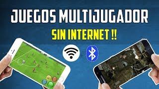 Mejores Juegos Android Multijugador Sin Internet Bluetooth Wifi