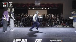 [TOP16-7]JAECHAN,HOAN vs DORI,MOON @ UNDERDOG vol.1 | 2vs2 Freestyle Battle | LB-PIX