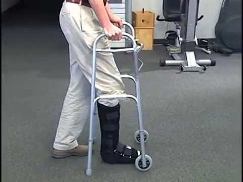 50% Weight Bearing Demo | EmergeOrtho: Blue Ridge Division