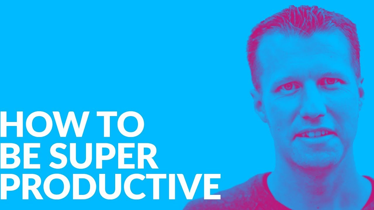 251: How to be Super Productive with Eric Reinholdt