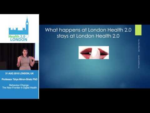 Behaviour Change: The New Frontier in Digital Health