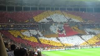 Galatasaray-Real Madrid (Kadro Sayimi,Koreografi,Seremoni)-17.09.2013