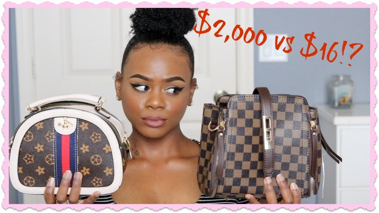 Aliexpress haul| designer replica | designer dupes| francine hughley