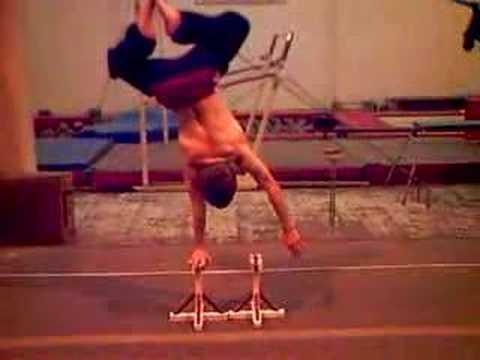 one arm handstand blocks diamond legs  youtube