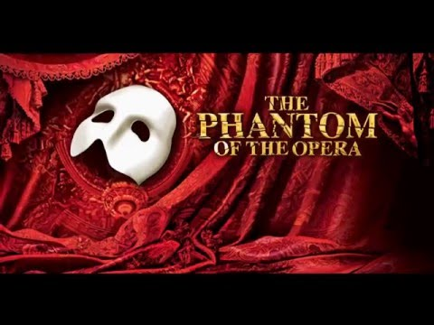 Broadway Las Vegas 2016-2017: The Phantom of the Opera