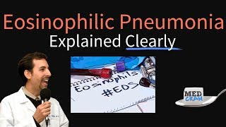 eosinophilic pneumonia explained clearly by medcram com
