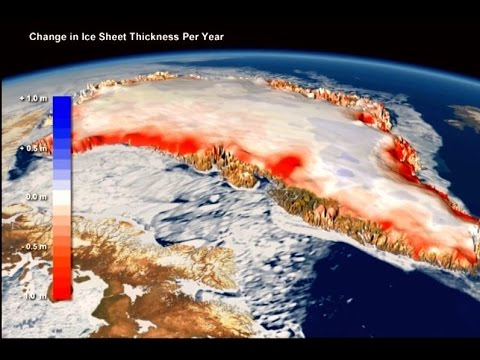 The Melting of Greenland: Prof Konrad Steffen (March 2017)