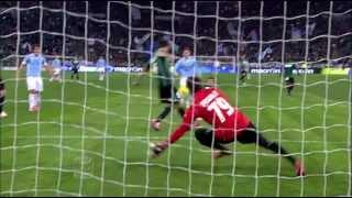 Lazio-Sassuolo 3-2 Highlights 2013/14