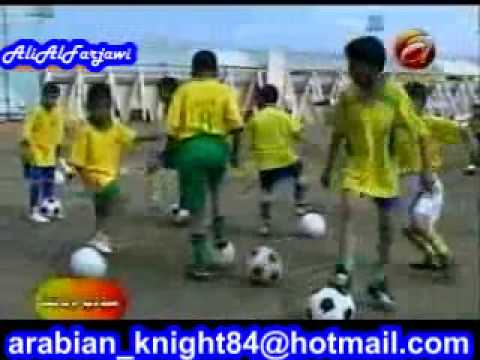 Ammo Baba's School of Football for Children in Baghdad