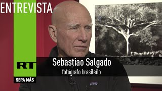 Entrevista con Sebastiao Slagado, fotógrafo brasileño