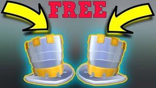 FREE ROBLOX PROMO CODE! *FULL METAL TOPHAT!*