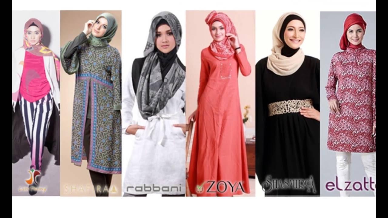 100 Model Busana Muslim Rabbani Terbaru Youtube