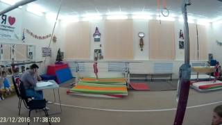 3 юношеской разряд спортивная гимнастика. упражнения на брусьях
