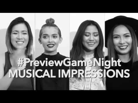 Musical Impressions with KZ Tandingan,...