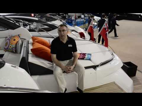 Princess V48 Open Review By MBM At 2014 London Boat Show