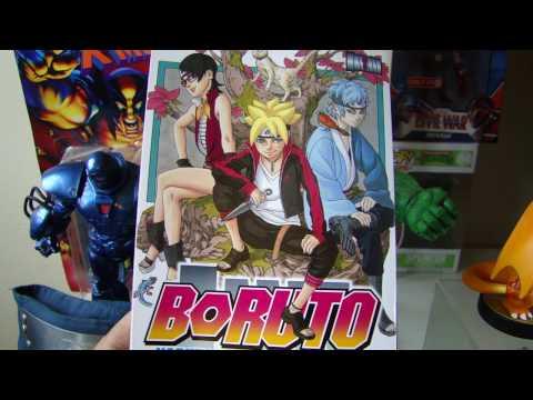 Boruto: Naruto Next Generations Manga Vol 1